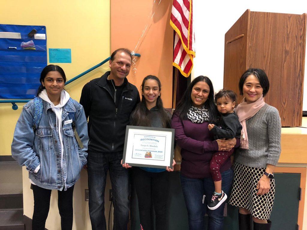 Raaga's Family and Award