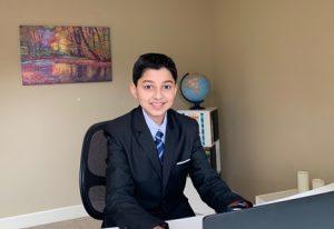 Taneesh ready for his inauguration